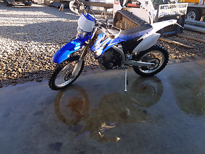 Yamaha WR450F Buxton Wollondilly Area Preview