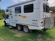 Matilda Crystal Motorhome on a Toyota Hilux cab chassis Encounter Bay Victor Harbor Area Preview