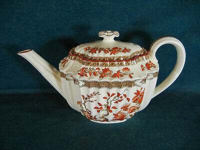 Copeland Spode India Tree Discounted Large Tea Pot with Lid