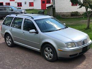 2004 VW Jetta Wagon INSPECTED