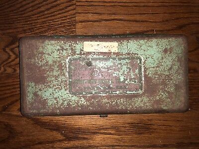 Whitney Metal Tool No. 5 Jr. Hand Punch