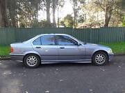 1997 BMW 318i executive sedan Bensville Gosford Area Preview