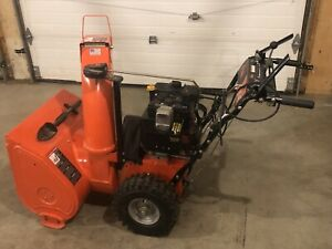 Ariens 824 E walk behind self-propelled Snowblower