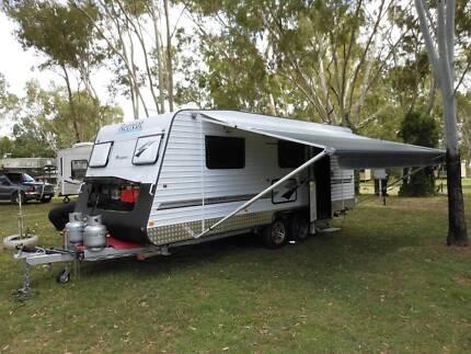2011 Retreat Caravan Springfield Ipswich City Preview