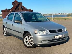 2005 Holden Astra CD CLASSIC Manual Sedan - FINANCE TAP Mayfield East Newcastle Area Preview