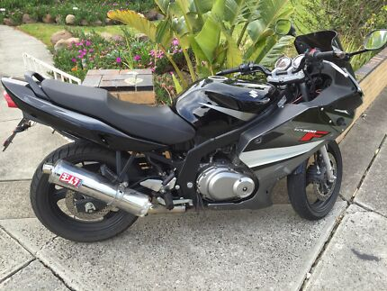 Motorcycle swap for car Glenroy Moreland Area Preview