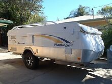 Jayco FLAMINGO ST Outback Camper Trailer Bellmere Caboolture Area Preview