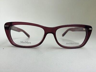Max Mara Designer Brillengestell, optische Brille NP 250€