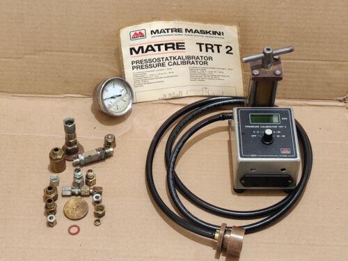 Matre Pressure Calibrator TRT 2