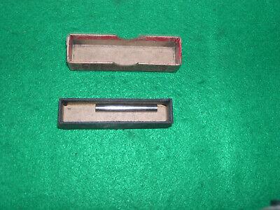 Starrett 2 Micrometer Standard In Original Box
