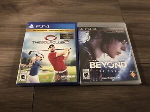 The Golf Club 2 (Playstation 4) **FREE PS3 Game**