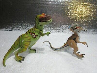 2000 Hasbro Jurassic Park  Dinosaur JP Toy Action Figure