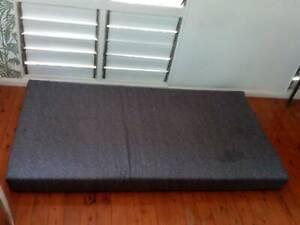 King single Clark rubber mattress
