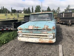1965 c10 long bed $1999 great project