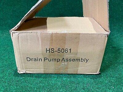 Hoshizaki Beckett Ice Machine Drain Pump Kit115v Model Hs-5061 - New -