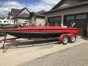 20' fishing boat