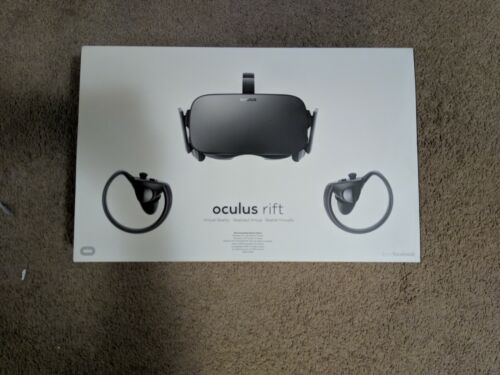 Oculus Rift CV1 set with 3rd sensor