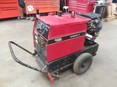 Lincoln Ranger 8 Welder Used And Refurbished