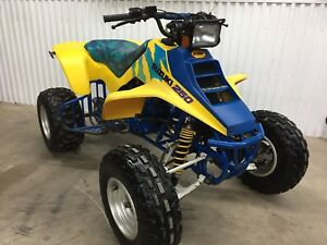 QUAD RACER 250 **collection**