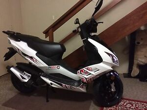 Zoot  r550 scooter 2015 for sale Hectorville Campbelltown Area Preview