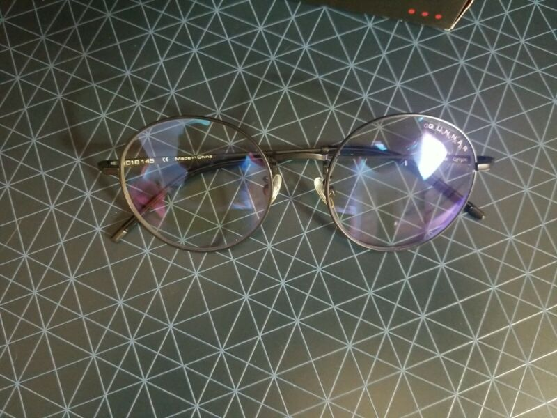 GUNNAR Gamer And Computer Eyewear Ellipse Onyx Clear ELL-00109