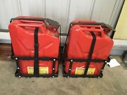Jerry cans for Fuel and Holders Cooma Cooma-Monaro Area Preview