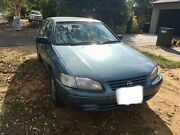 Toyota Camry Touring 2000 Canberra City North Canberra Preview