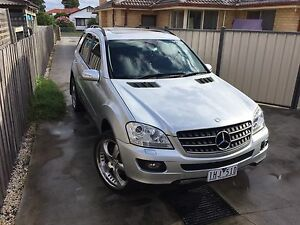 *****2006 Mercedes ML350 with loads of extras Thomastown Whittlesea Area Preview