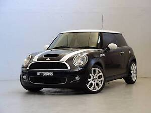 2007 Mini Cooper S Chilli Hatchback WITH Satellite Navigation Wickham Newcastle Area Preview