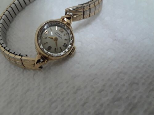wristwatch GIRARD PERREGAUX   17 j  10 K gold filled