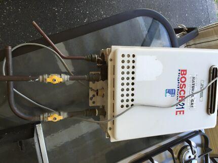 Bosche 21E high flow hot water unit Oak Park Moreland Area Preview