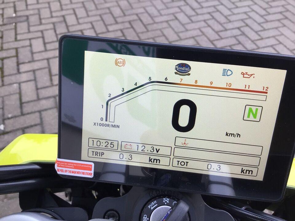 FB Mondial Flat Track 125i ABS  A1 Führerschein in Eisleben