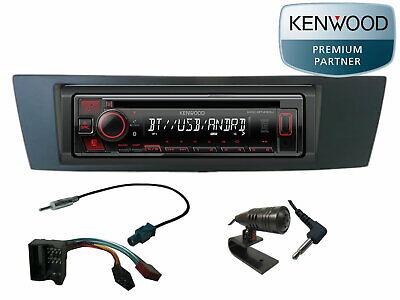 BMW 3er E 90 91 93 1er E 87 82 X1 E84 Kenwood Bluetooth CD USB MP3 Radio Set , usado segunda mano  Embacar hacia Spain