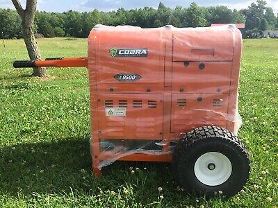 Cobra E9500 Industrial Generator