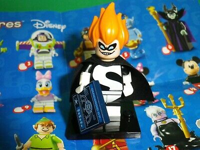 , Minifiguren Serie 1 (71012), SYNDROME aus Incredibles (Syndrom Incredibles)