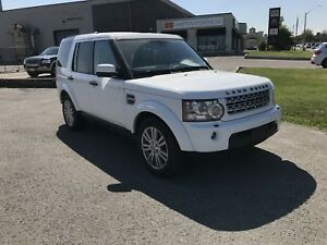 2012 LANDROVER LR4 CLEAN SAFETY & EMISSION