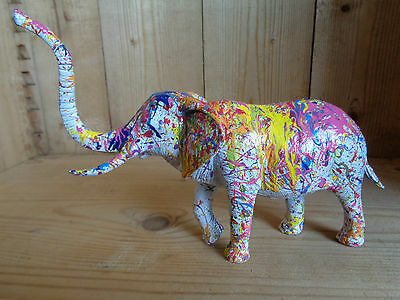 Elephant Street Art Pop Art Customise Design Per L Artist Sign