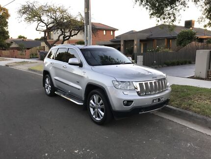 2011 Jeep Grand Cherokee 70th anniversary limited