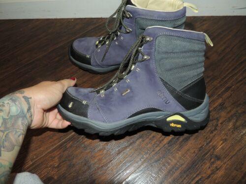 Ahnu  Waterproof Boot Hiking AF2128 Purple Women