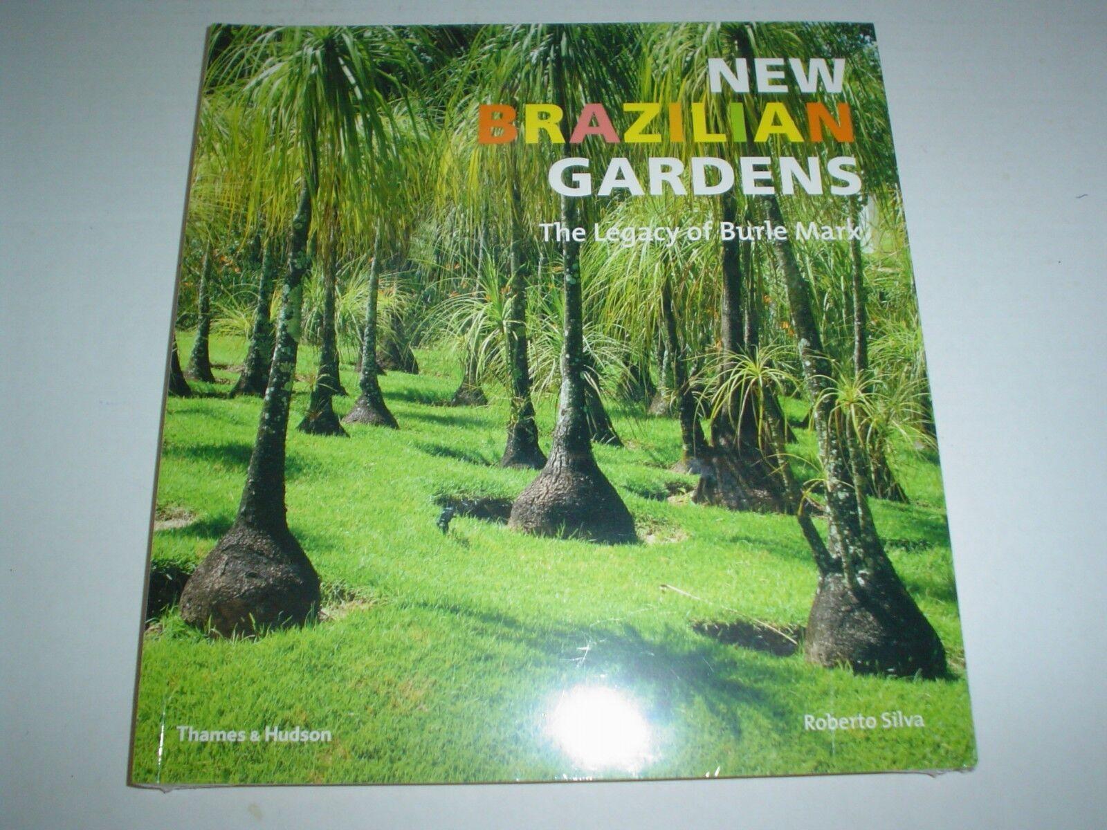 new brazilian gardens the legacy of burle