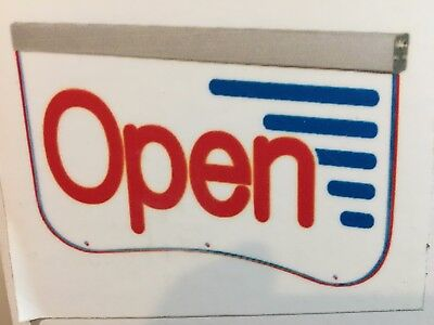Led Open Sign 16x9 For Store Business Bar Window Signs With Remote Control New