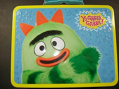 Yo Gabba Gabba Lunch Box (YO GABBA GABBA! Mini Lunch Box s1)