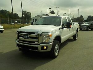 2011 Ford F-350 SD XLT Crew Cab Long Box 4WD