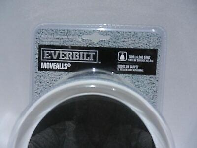 Everbilt Movealls Reusable Furniture Movers 8 Pack 1000 Lbnewfactory Sealed