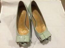 Blue heels Staccato size 35 Haymarket Inner Sydney Preview