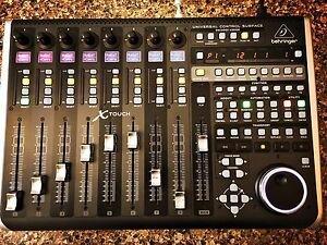 Behringer X-Touch live or studio controller