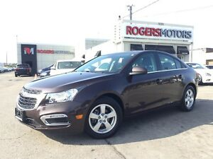 2015 Chevrolet Cruze 2LT - LEATHER - SUNROOF - REVERSE CAM