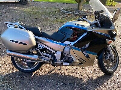 2011 Yamaha FJR1300 FJR 1300 A, Panniers, ABS, Heated Grips, Electric Screen
