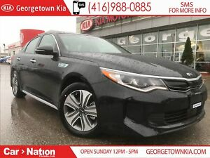 2019 Kia Optima Hybrid HYBRID EX PREM | $259 BI-WEEKLY | LOADED