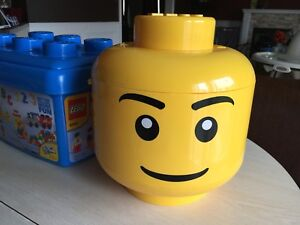 LEGO bin container Moving garage yard content clearance sale